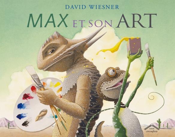 Max et son art