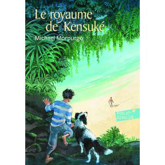 Le Royaume de Kensuké, de Michael Morpurgo (1999 pour la version originale en anglais, traduit en français en2000)