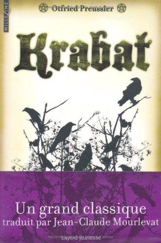 Krabat ou Le maître des corbeaux d'Ottfried Preussler (1971 pour l'édition originale enallemand)