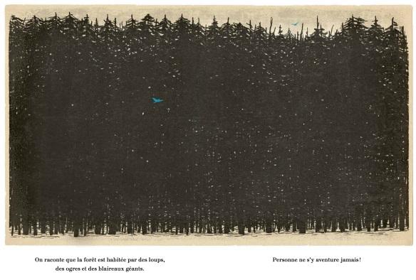 Au-delà de la forêt_forêt