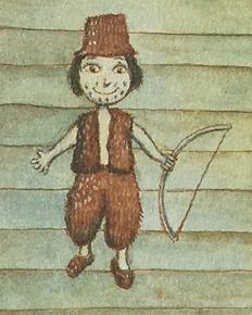 Robinson costume
