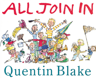 All join in Quentin Blake
