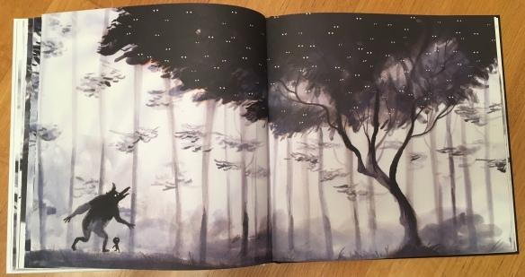 forêt en mon coeur