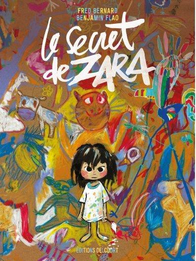 Le secret de Zara couverture