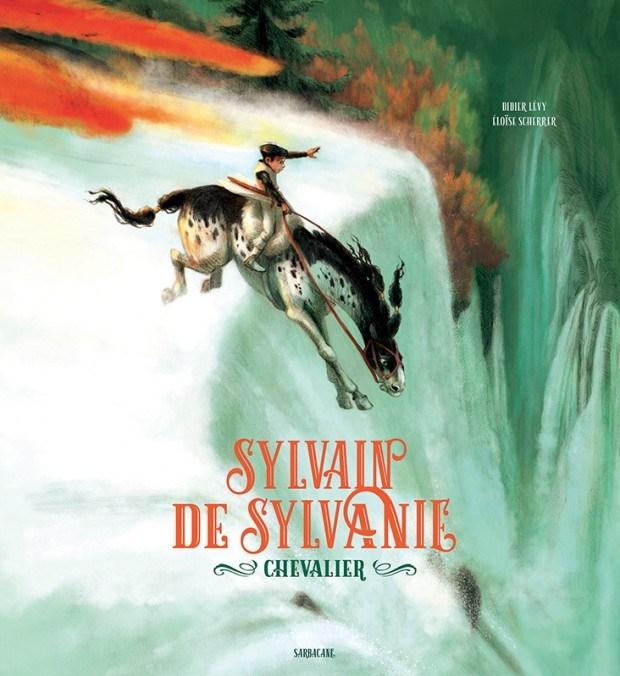 sylvain de sylvanie_couverture