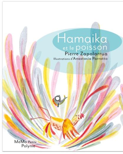 Hamaika et le poisson_couverture
