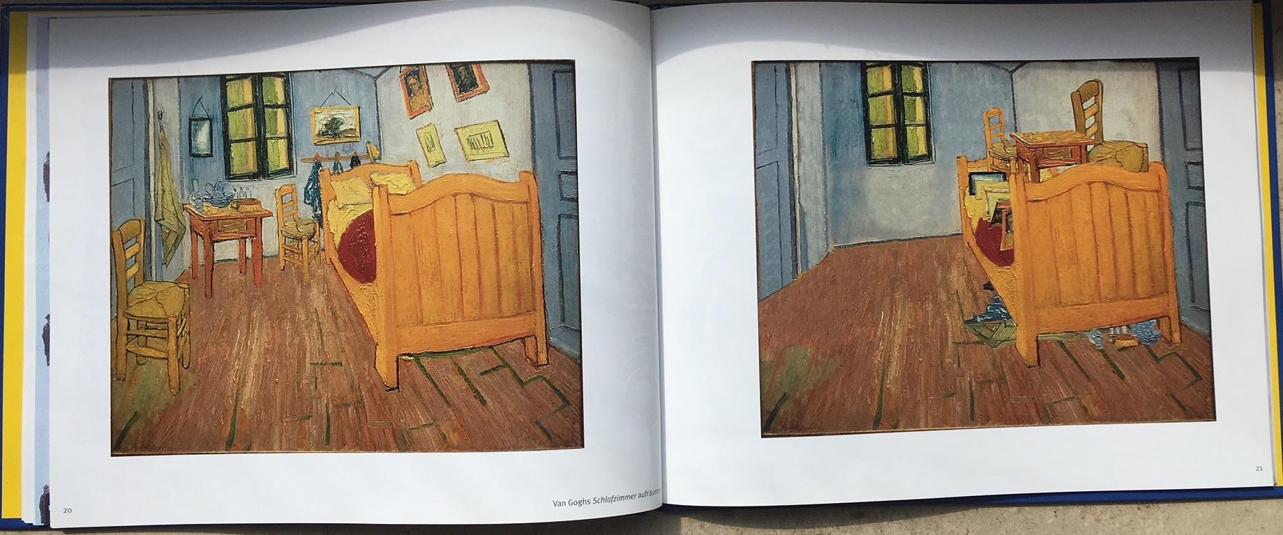 L'art en bazar-Van Gogh
