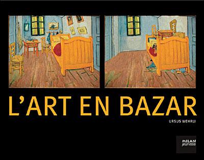L'art en bazar_couverture