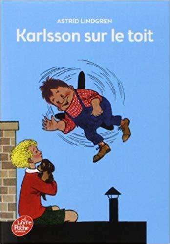 Karlsson sur le toit