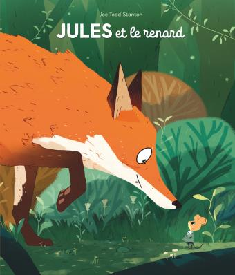 Jules et le renard_couv