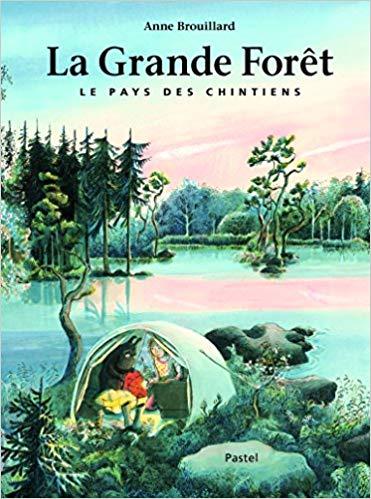 La grande forêt_couv