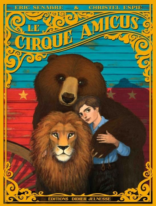 Le cirque amicus_couv
