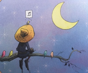 Émouvantail_lune