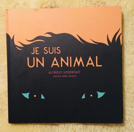 Je suis un animal_couv