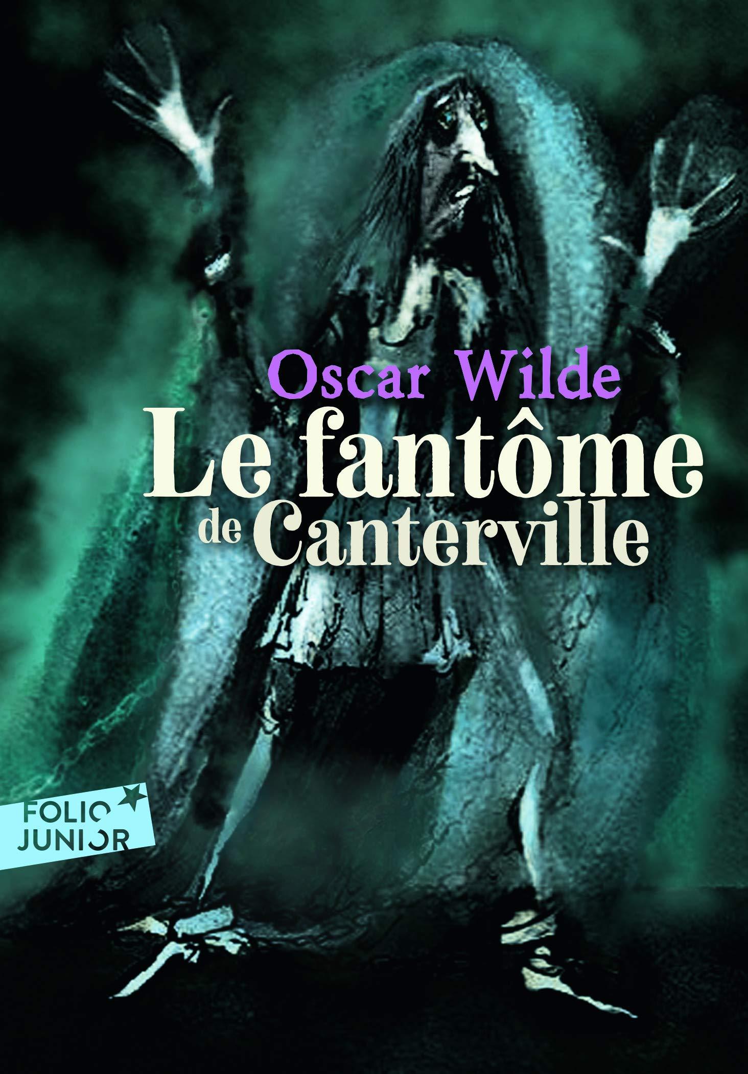 Le fantôme de Canterville_couv