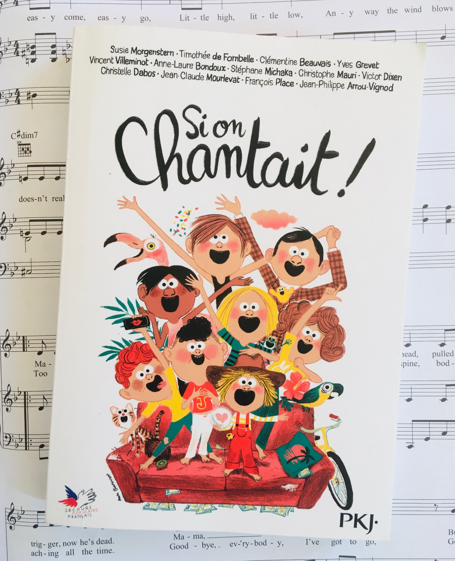 Si on chantait ! couv