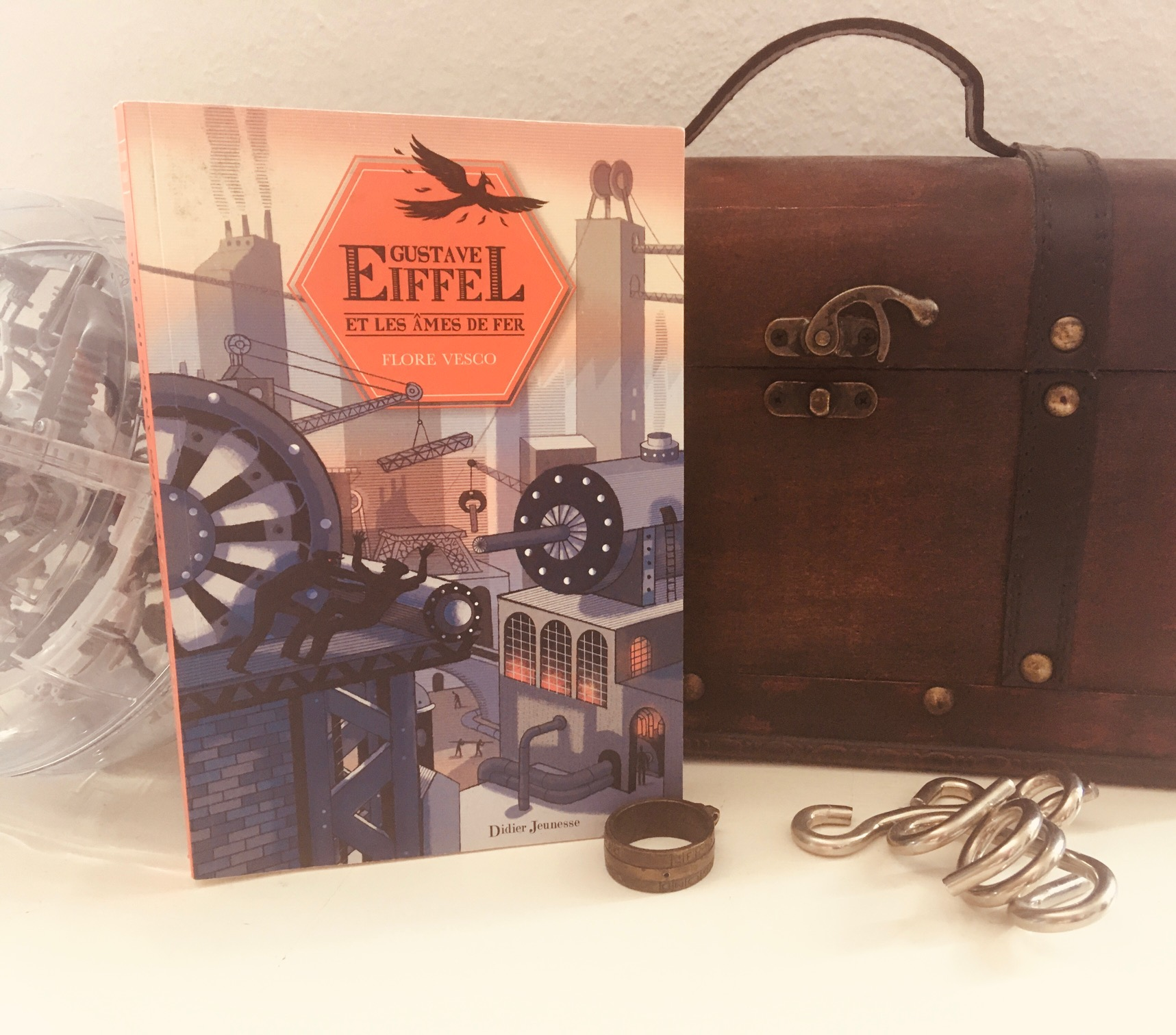 Gustave Eiffel et les âmes de fer_couv